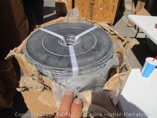 Hot-Dipped Galvanized After Hardware Cloth