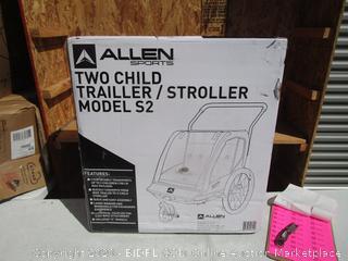 Two Child Trailer / Stroller