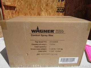 Wagner Control Spray Max