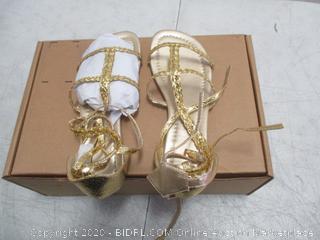 Gladiator Flat Sandals   7