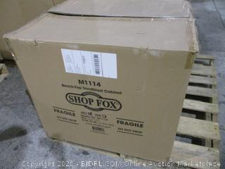 Shop Fox Bench-Top Sandblast Cabinet