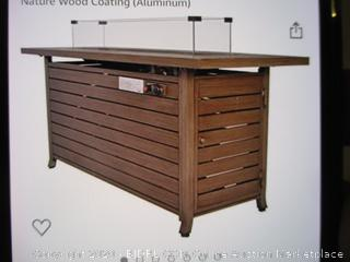 Legacy Heating Fire Table
