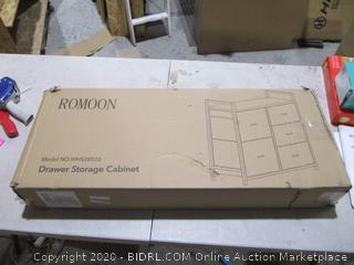 Romoon Drawer Storage Cabinet