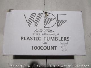 Plastic Tumblers