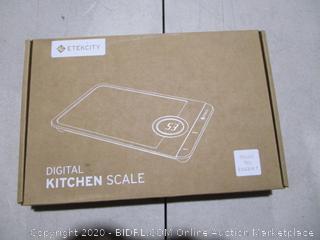 Etecity Digital Kitchen Scale