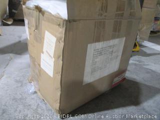 Box Lot Mattress Topper   Double