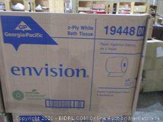 envision Bath Tissue