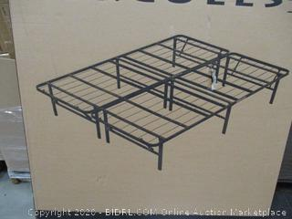 Hercules Metal Platform Bed Frame Queen