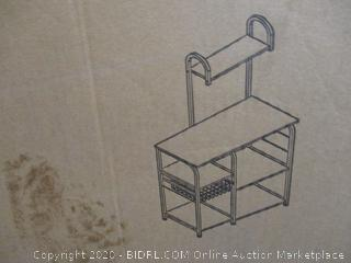 4 Tier + 3 Tier Kitchen Stand Baker's Rack