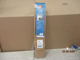 "Cordless 2"" Faux Wood Blind"