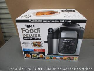 Ninja Foodi Deluxe  Pressure Cooker Factory Sealed