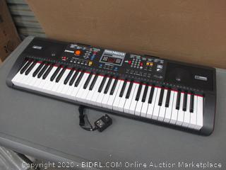 Sound Master Electronic Keyboard  See Pictures  Power On