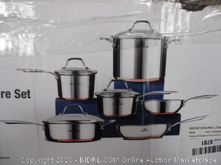 Homichef Cookwear set