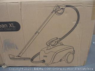 Pure Clean XL Rolling Steam Cleaner Factory sealed
