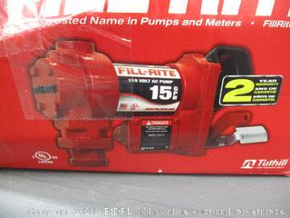 Fill Rite Fuel Transfer Pump