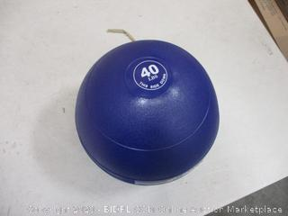 40 lb. Weighted Ball