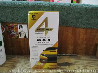 Synthetic Wax System