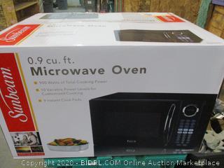 Sunbeam Microwave Oven