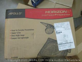 Apollo Horizon overhead Projector