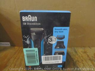 Braun  hair Clippers