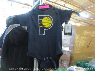 Pacer Onesie 0/3mo