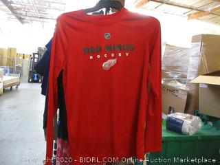 Red Wings Shirt  Large