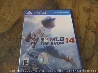PS4 MLB The Show 14