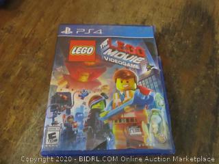 PS4 Lego The Lego Movie