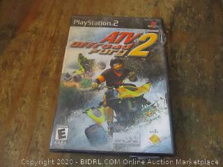 Playstation 2 ATV 2 Offroad Fury 2