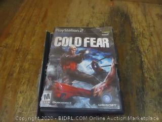 Playstation 2 Cold Fear