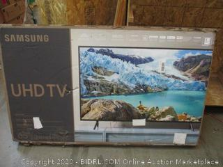 """samsung UHD TV 7 series  65"""" defective see pictures"""