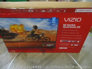 """Vizio M-Series Quantum 55"""" TV Powers on see pictures"""