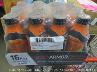 Body Armor 12 Pack