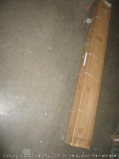 2x left and right vertical Rails and 2x Base Bracket see pictures