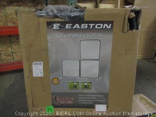 E Easton Collapsible Screen