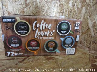 Keurig Coffee Lovers K-Cups