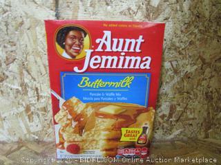 Aunt Jemima Buttermilk Pancake & Waffle Mix