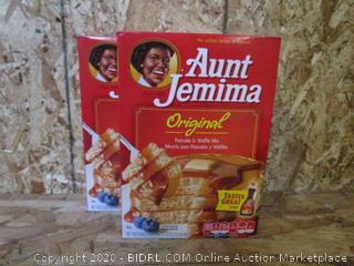 Aunt Jemima Original Pancake & Waffle Mix