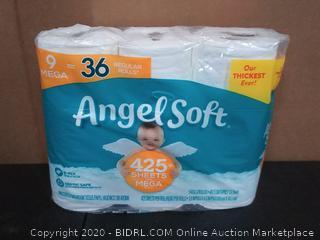 Angel Soft 9 Mega rolls