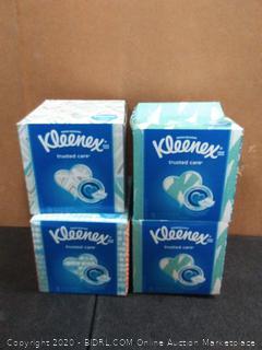 Kleenex trusted care tissues explore