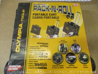 Pack - N _ Roll - Portable Cart