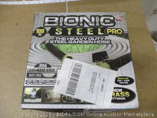 Bionic Steel pro Garden Hose- 100 foot Hose