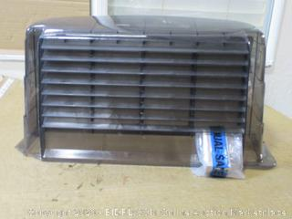 Smoke Vent Cover for RV's