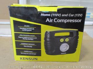 110V and 12V air Compressor