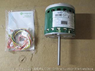 GE Genteq Evergreen 1/2 HP 230 Volt Replacement x-13 Furnace Blower Motor ($198 Retail)