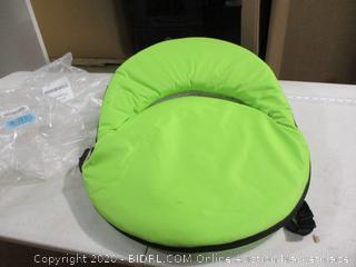 Floor Chair -Floor Cushion- Fruit Green (damaged zipper)
