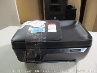 HP- Office Jet 3830- All In One Printer (missing power cord)