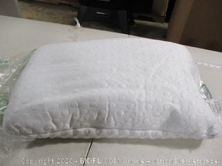 Ventilated Gel Memory Foam Pillow