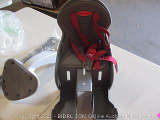 WEE RIDE CHILD BIKE SEAT (PLEASE PREVIEW)
