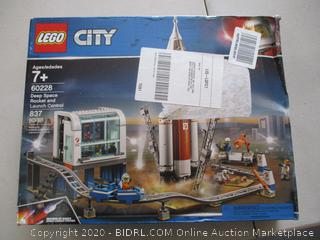 Lego City Deep Space Rocket and Launch Control (Retail Price $100)